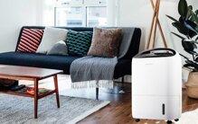 5 máy lọc không khí hút ẩm tốt nhất lọc bụi diệt khuẩn giá từ 4tr