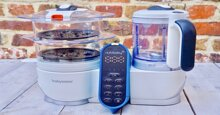 5 máy xay hấp làm thức ăn dặm cho bé chất lượng tốt