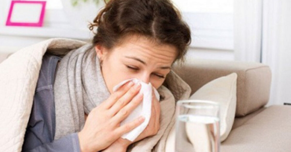 5 mẹo hay giúp cảm cúm biến mất mà chẳng cần dùng kháng sinh