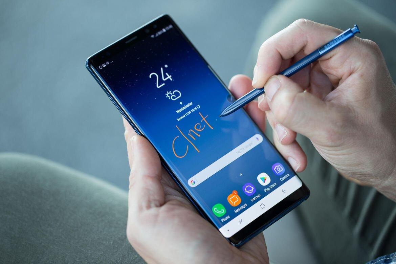 5 mẹo hữu ích sử dụng với bút S Pen trên Samsung Galaxy Note 8