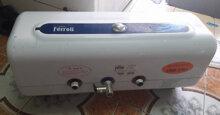 5 mẹo sử dụng bình nóng lạnh Ferroli an toàn và tiết kiệm