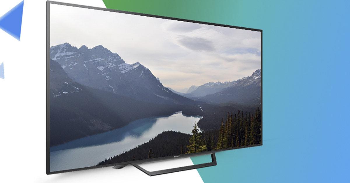 5 model smart tivi Sony màn hình full HD được người tiêu dùng ưa chuộng nhất hiện nay