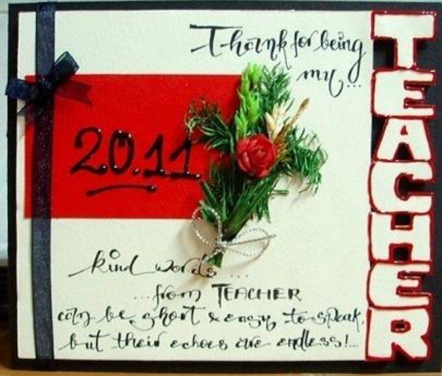 5 món quà đơn giản mà ý nghĩa dành tặng thầy cô nhân ngày 20/11
