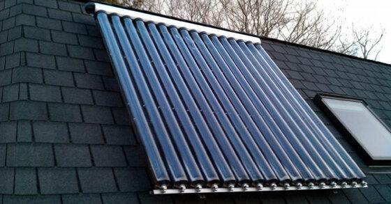 5 nguyên nhân khiến máy nước nóng năng lượng mặt trời không có nước nóng.