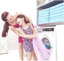 5 sai lầm khi sử dụng khiến máy giặt nhanh hỏng