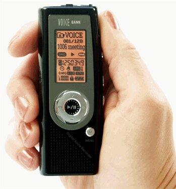 5 thông số cần quan tâm khi mua máy ghi âm
