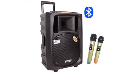 5 tiêu chí chọn mua micro không dây cho loa kéo tốt hát karaoke hay