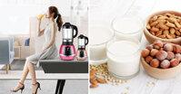 5 tiêu chí giúp bạn chọn mua được máy làm sữa hạt tốt nhất trên thị trường