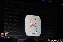 """5 tính năng mà iOS 8 """"vay mượn"""" từ Android"""