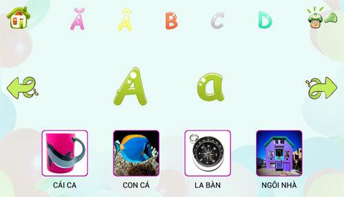 5 ứng dụng dành cho trẻ em trên máy tính bảng