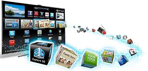 5 ứng dụng giải trí hàng đầu trên Smart tivi Samsung 2015