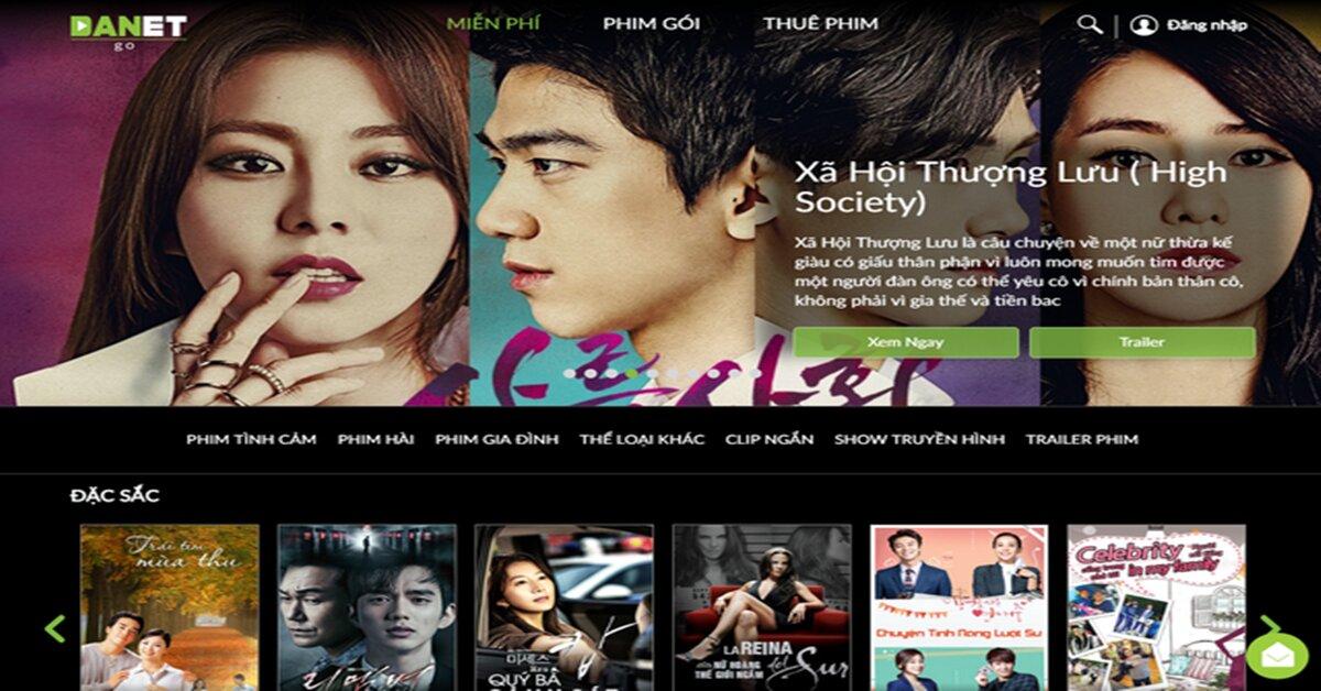 5 ứng dụng xem phim bản quyền tốt nhất tại Việt Nam hiện nay