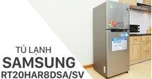 5 ưu điểm của tủ lạnh Samsung inverter 208 lít RT19M300BGS/SV