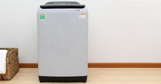 5 ưu điểm nổi trội ở máy giặt cửa trên Samsung