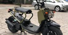 5 xe máy Honda nhập khẩu 50cc bán chạy nhất 2020 giá từ 34tr