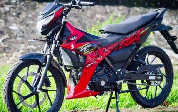 5 xe máy Suzuki nhập khẩu mới nhất đáng mua giá từ 37tr
