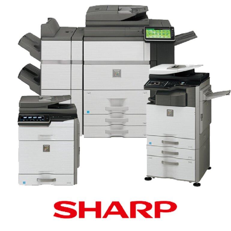 Máy photocopy Sharp.