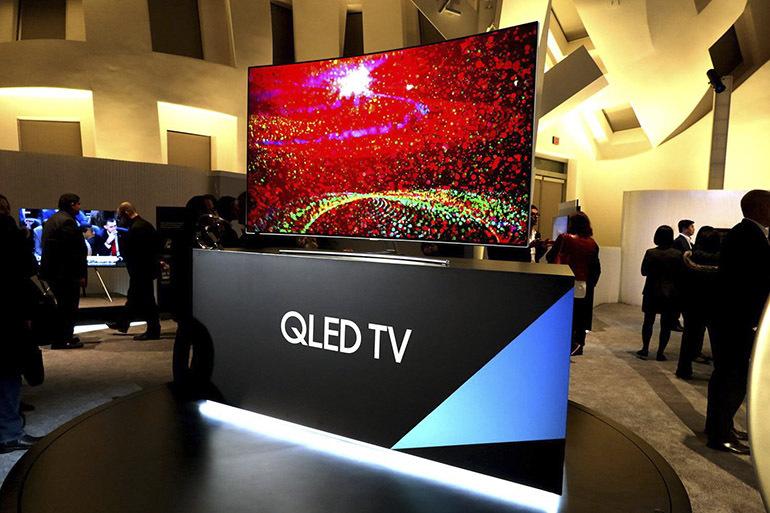 Tivi QLED là gì ? Giá tivi QLED bao nhiêu tiền ?
