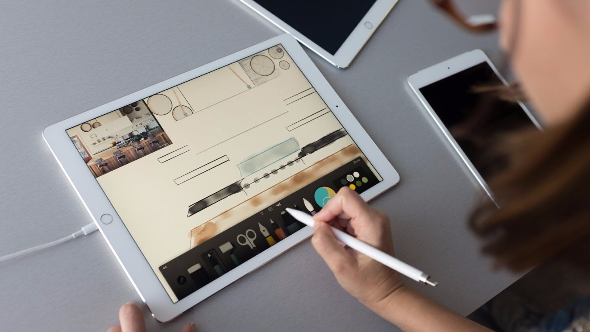 Apple luôn cho ra những dòng tablet ấn tượng