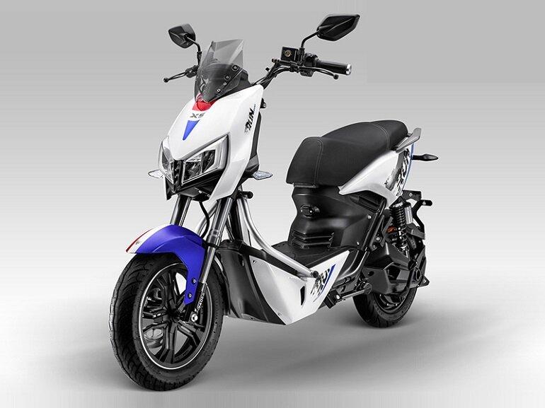 xe đạp điện Xmen X5 Yadea 2021