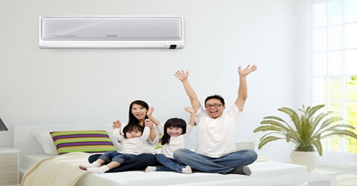 dùng chức năng dry cho điều hòa tiết kiệm điện