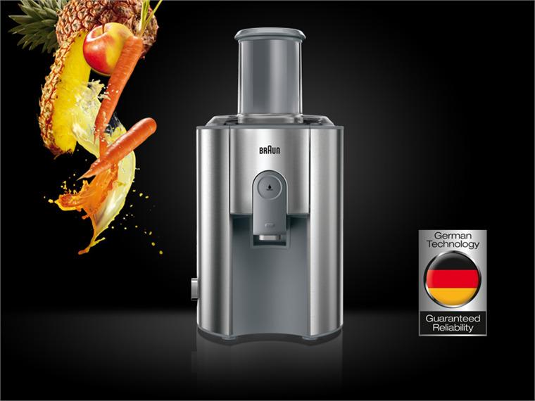 Máy ép trái cây Braun J700 1000W - Giá rẻ nhất: 2.880.000 vnđ