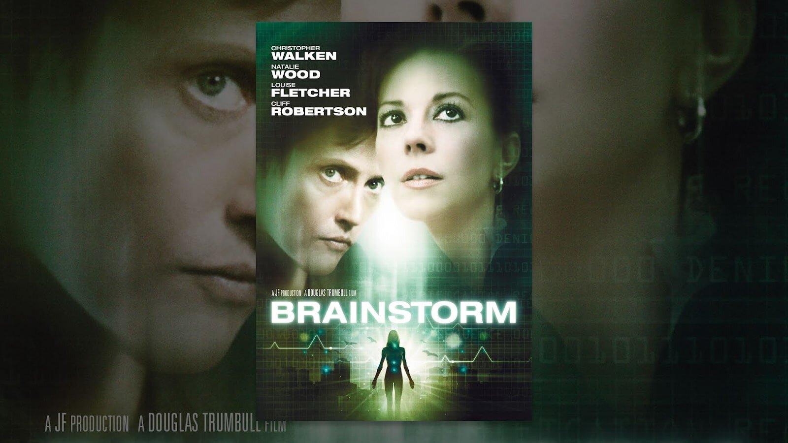 Brainstorm cũng là một bộ phim viễn tưởng mà bạn nên chọn để thưởng thức