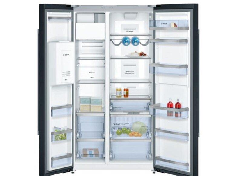3 mẫu tủ lạnh Bosch Series 8 nhập khẩu chính hãng Châu u