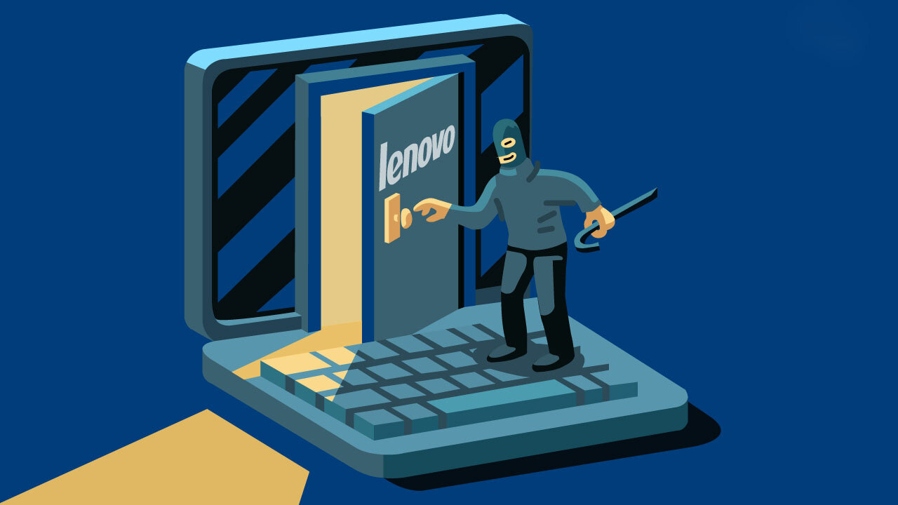 Tính năng bảo mật của các dòng laptop Lenovo được đánh giá khá cao