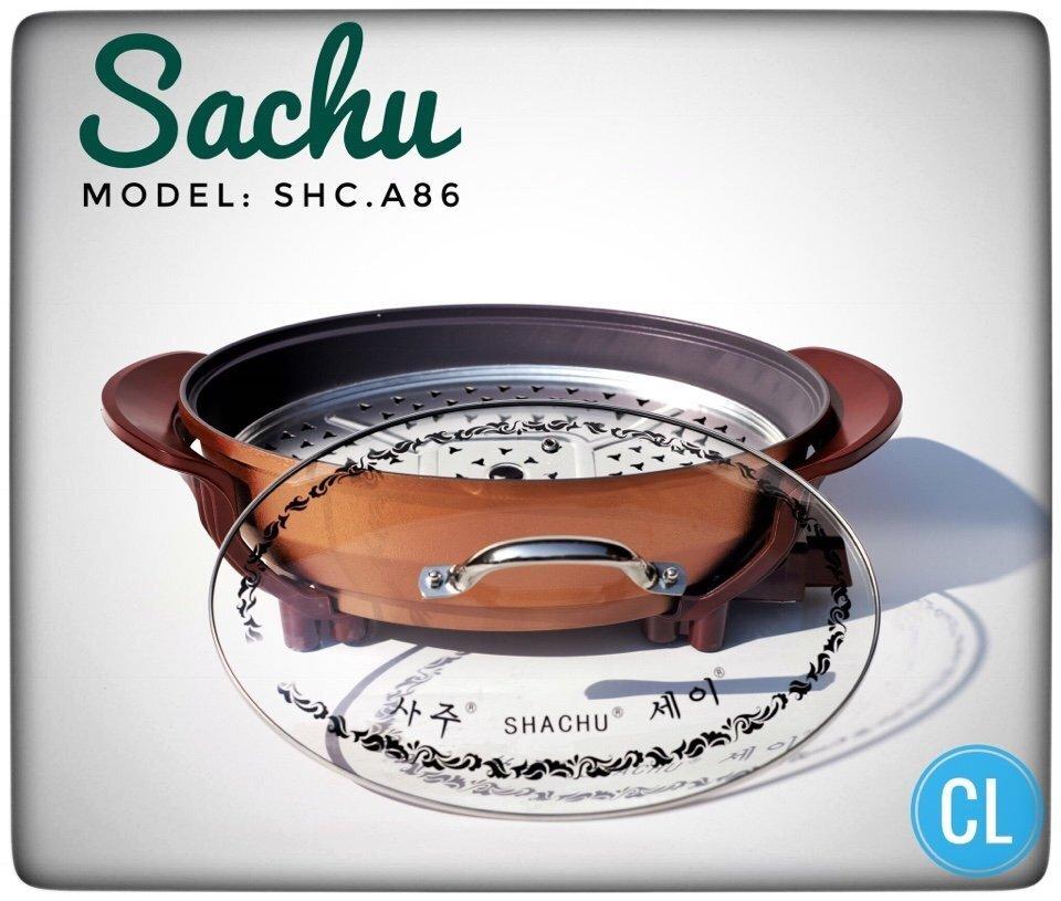 Shachu là dòng nồi lẩu điện của Hàn Quốc được nhiều người dùng sử dụng hiện nay
