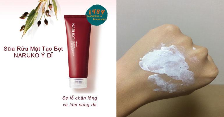 Làm sạch sâu hiệu quả mà không làm khô da