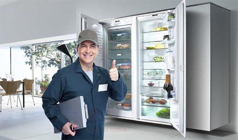 Mẹo để tiết kiệm điện hiệu quả trên tủ lạnh side by side