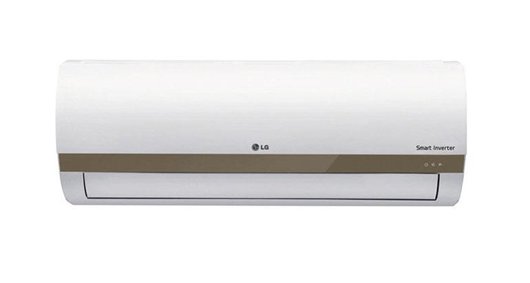 Điều hòa - Máy lạnh LG V13ENR 1 chiều Inverter 12000BTU thiết kế hiện đại, công suất lớn giúp làm việc hiệu quả cùng với đó là chế độ tiết kiệm điện inverter cho máy vận hành êm ái, nhẹ nhàg