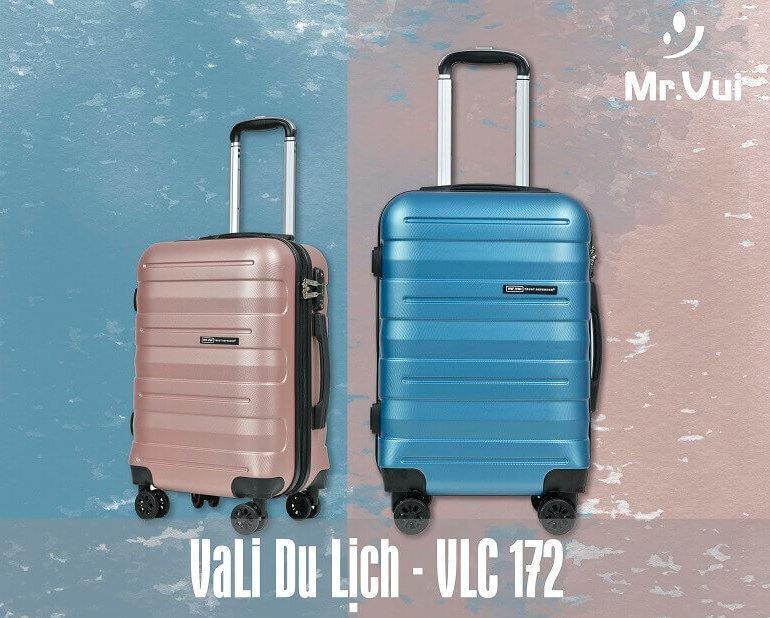 Chất liệu của vali Mr Vui