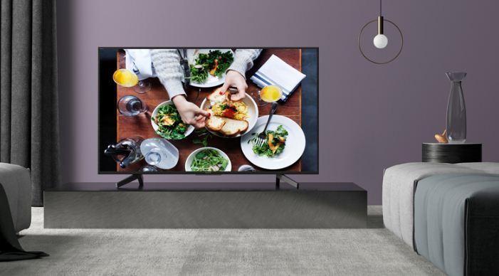 Smart Tivi Sony 4K 55 inch KD-55X7000F - Giá rẻ nhất: 12.490.000 vnđ