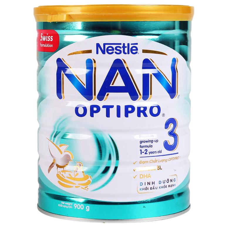 Sữa Nan giúp hệ tiêu hóa của bé tốt hơn