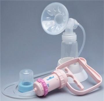 Máy hút sữa bằng tay không BPA Spectra (có mátxa silicon) SPT011