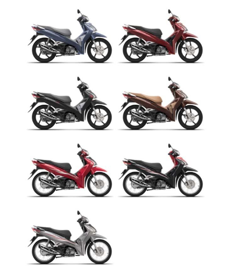 xe máy honda future 2018