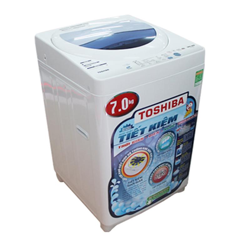 thương hiệu máy giặt lồng đứng Toshiba được nhiều người tin dùng