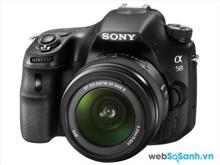 Cập nhật giá máy ảnh DSLR Sony trên thị trường tháng 9/2017