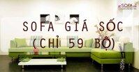 59 bộ sofa khuyến mãi lên tới 50% giá chỉ còn 5,9 triệu ( tặng bàn gỗ cao cấp)