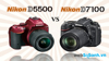 So sánh Nikon D5500 với D7100 - Nên mua máy nào? - Phần 2