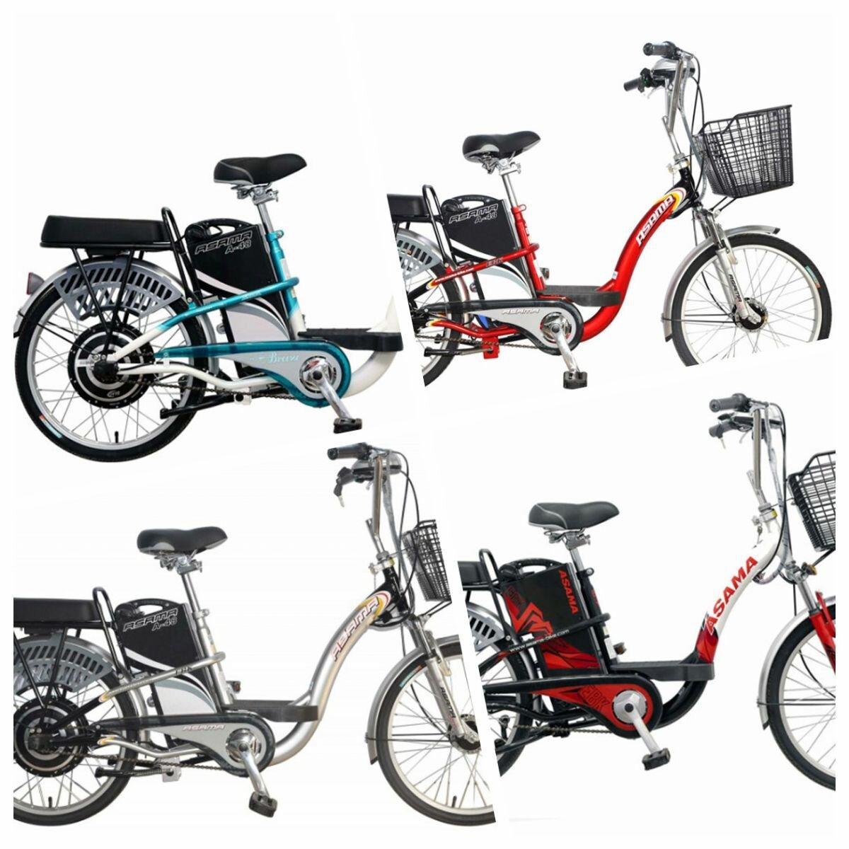 Xe đạp điện Asama nên mua tại các đại lý chính hãng được ủy quyền