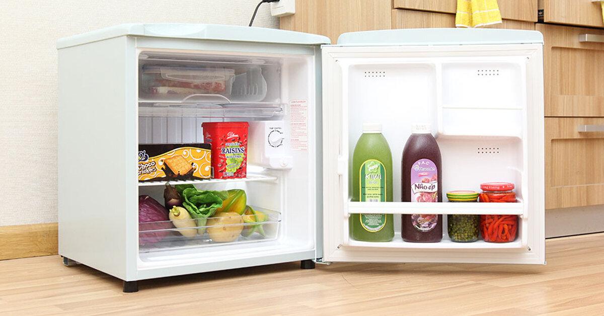 Tủ lạnh mini nhỏ gọn