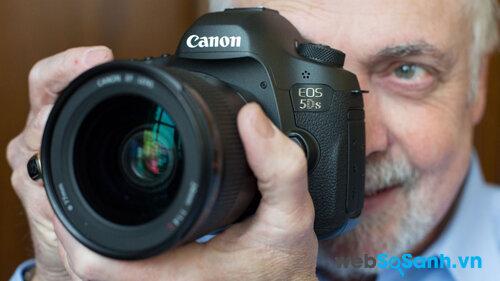 5DS  – Bước ngoặt của Canon với cảm biến 50 megapixel