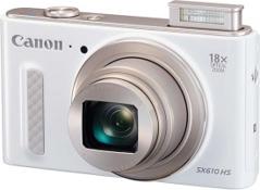 Đánh giá máy ảnh compact Canon PowerShot SX610 HS