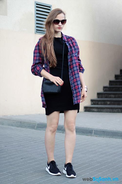 www.123nhanh.com: Tại sao em cần một đôi Giày nike nữ đen?