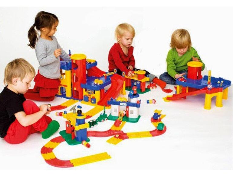 Đồ chơi Lego lắp ráp đa năng 5