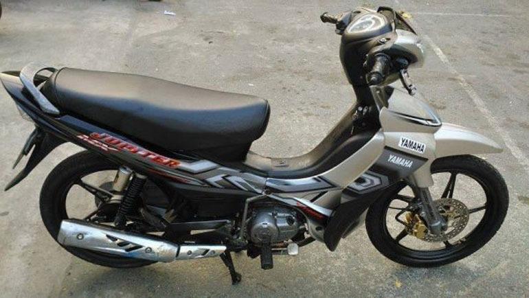 Xe máy Yamaha Jupiter MX