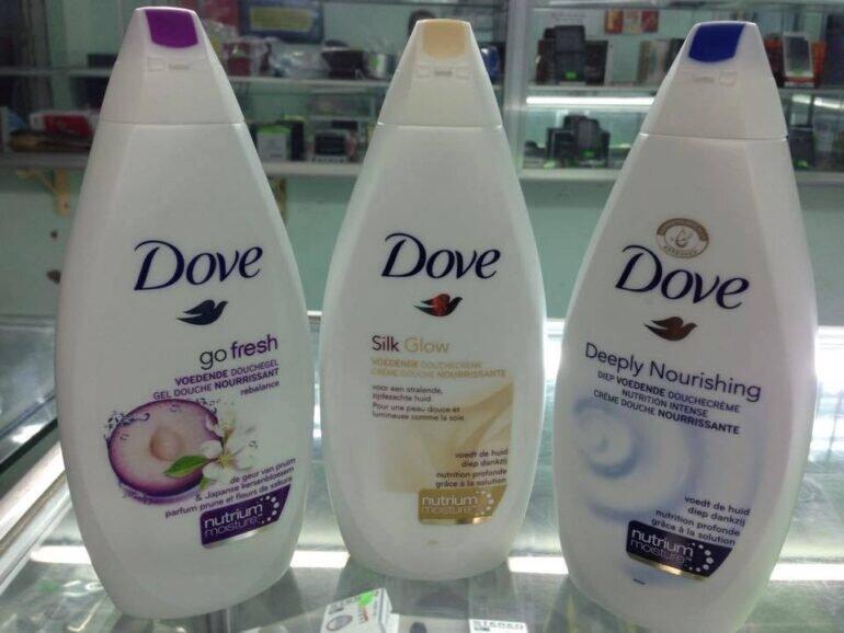 Sữa tắm Dove Thái